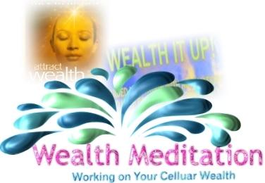 Wealth Meditation Logo