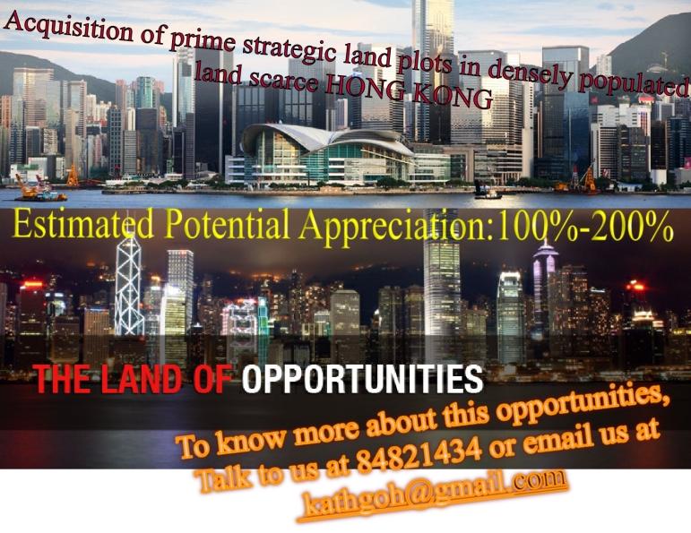 Hong Kong Opportunities